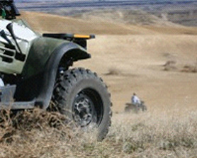 Load Carrying Vehicle